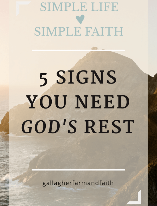 How to Manage Stress God's Way - Simple Life Simple Faith